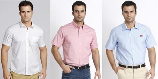 免烫衬衫德赢vwin网址的出现让男人爱上穿衬衫
